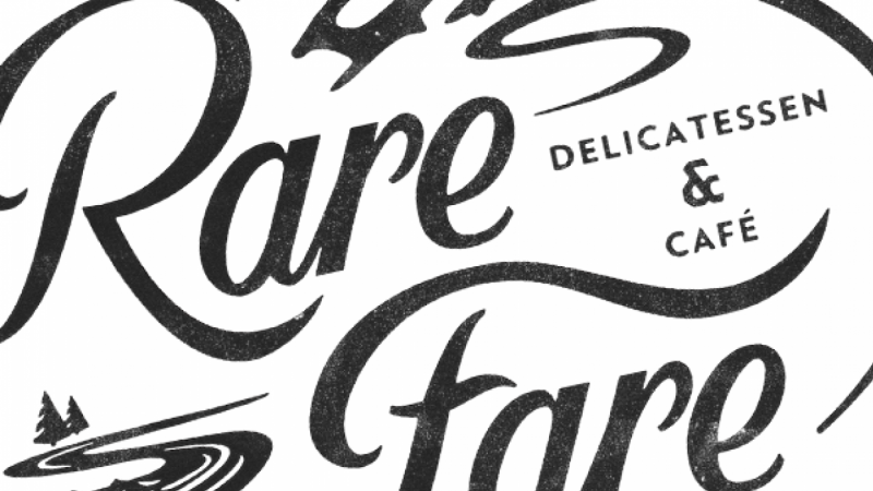 Deli & Cafe Logotype