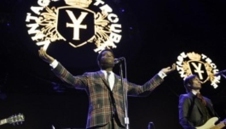 Vintage Trouble LIVE in Chicago (New York?)