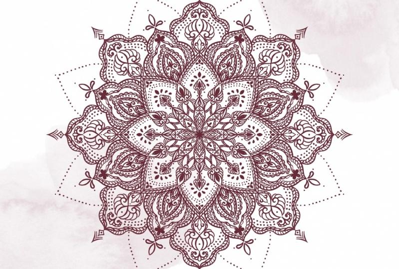 Procreate Linework Mandala