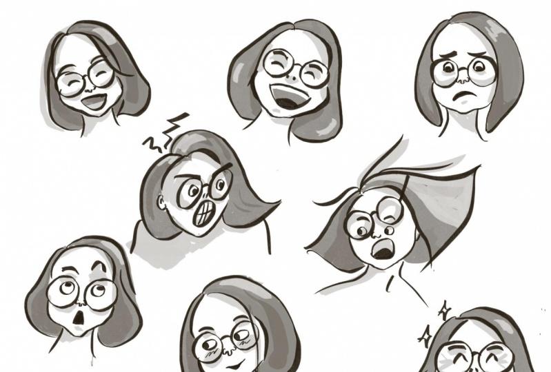 Expression sheet