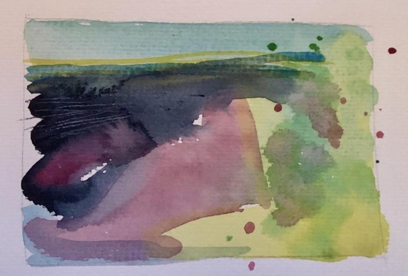 Watercolour workout