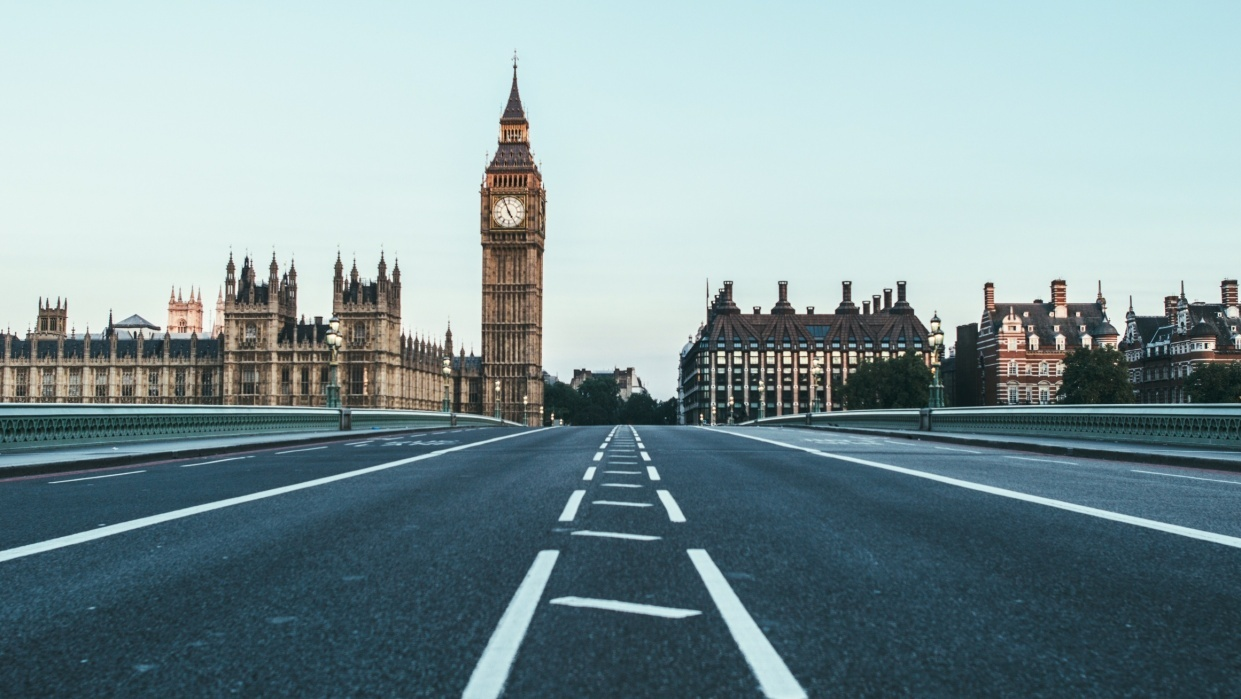 empty london | Skillshare Projects