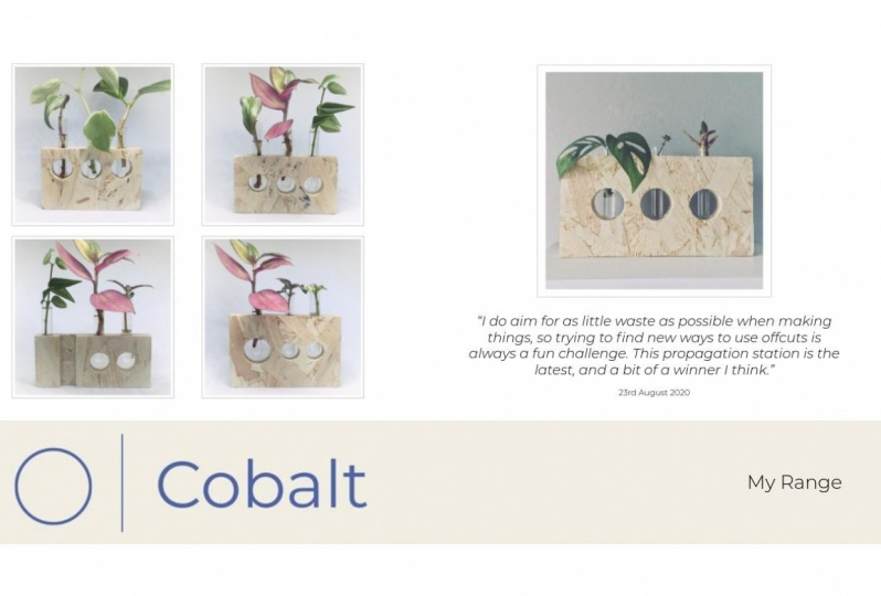 Cobalt Creations