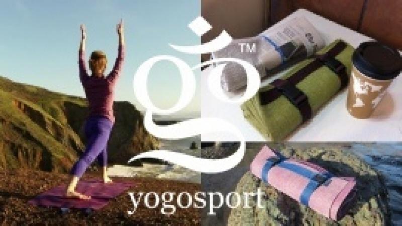 Introducing the YogoMat: Take Yoga Anywhere