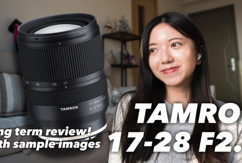 Camera Lens Review
