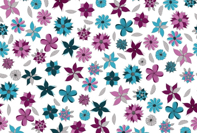 Flower Sketch Patterns
