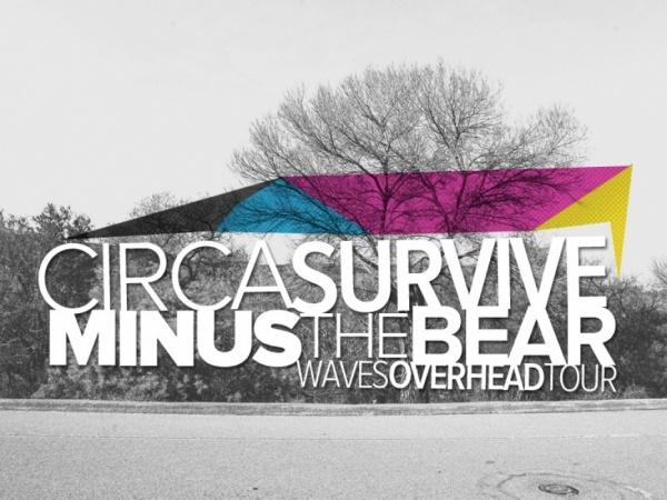 Circa Survive & Minus The Bear - Waves Overhead Tour