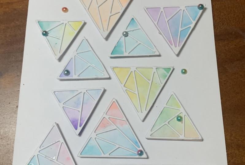 Card made