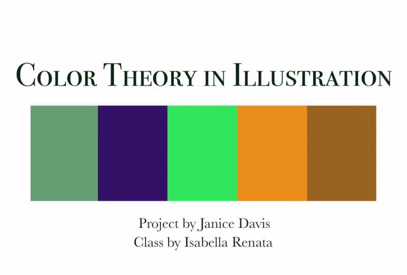 Color Theory in Illustration