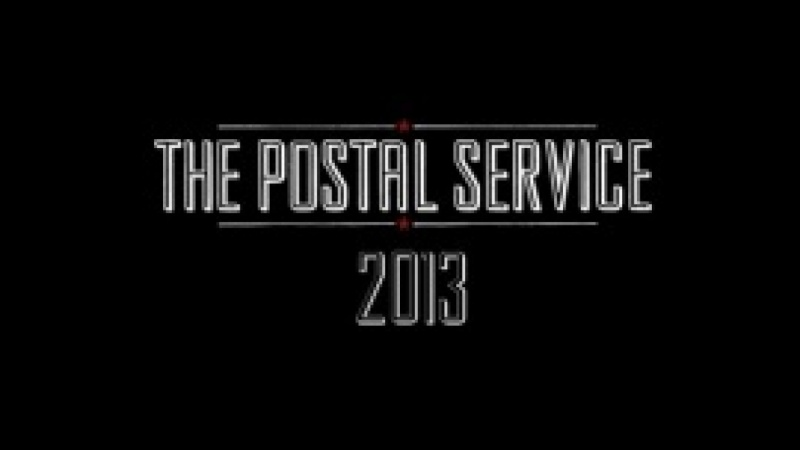 The Postal Service // Barclays Center // 6/14/13 + 6/15/13