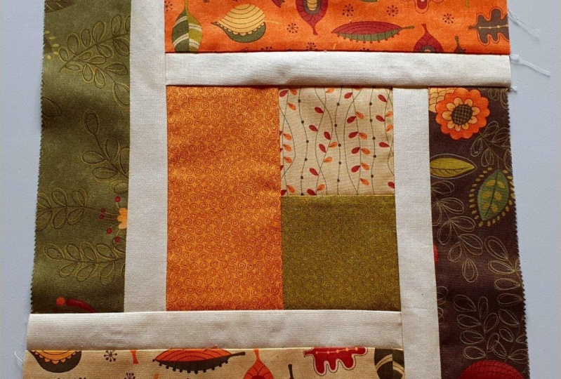 Hello Fall Whatever Quilt