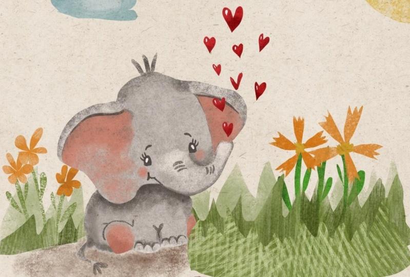 Emma, the elephant