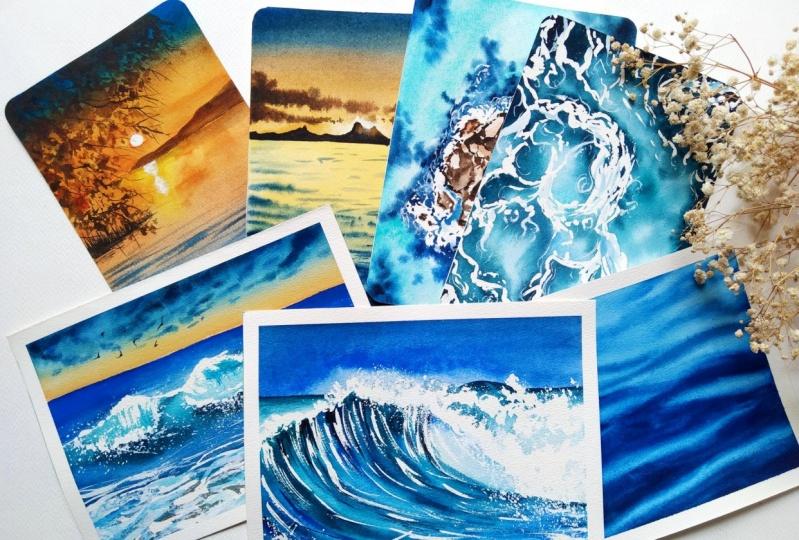 Dear Ocean!