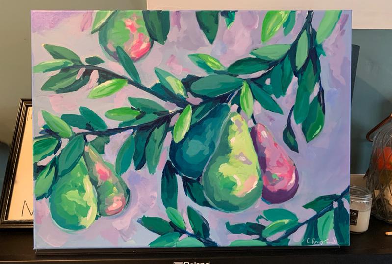 Shady Pears