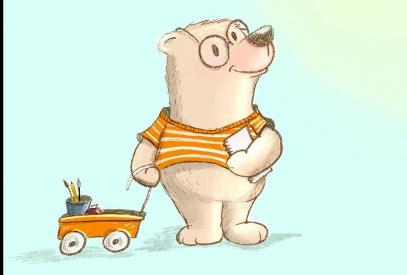 Smartie Bear