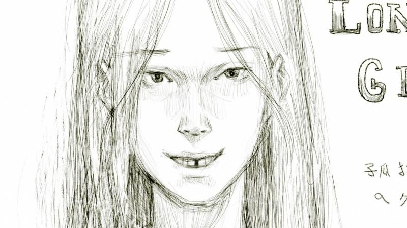 Lonely Girl ( Original Comic )