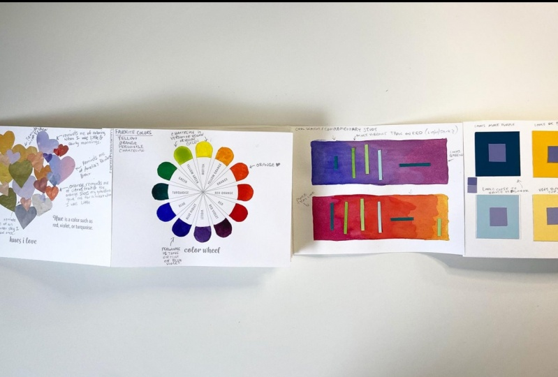 My Color Study Journal
