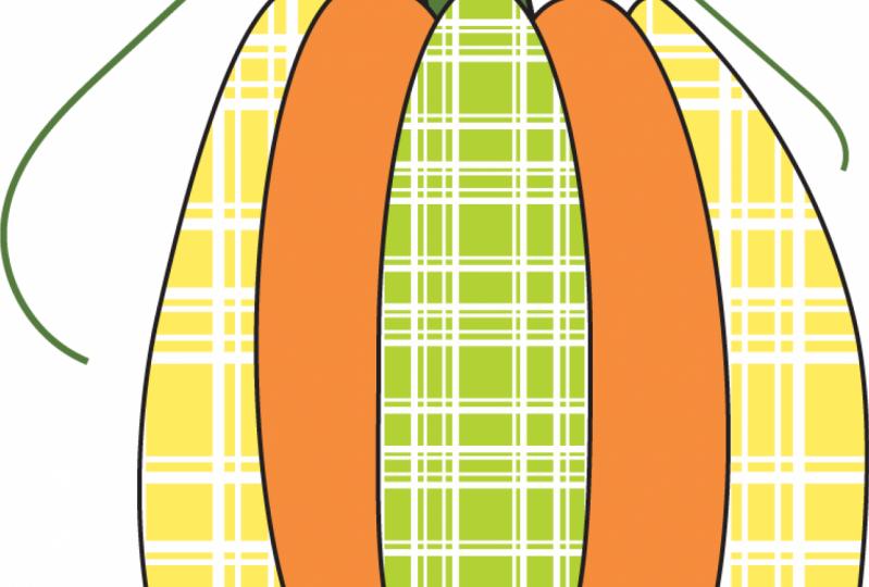Pumpkin Plaid