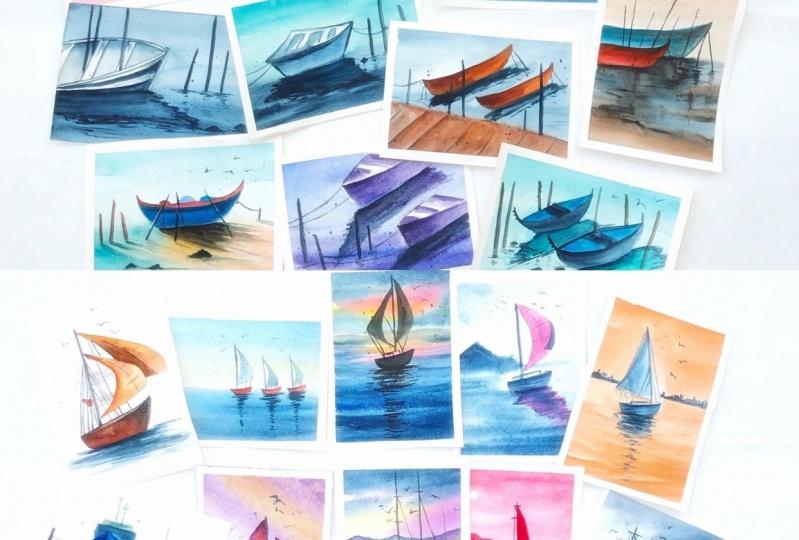 #20daysboatswithsukrutha