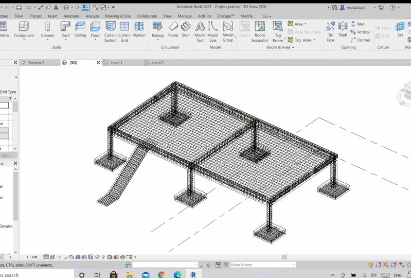 Structural mini-project