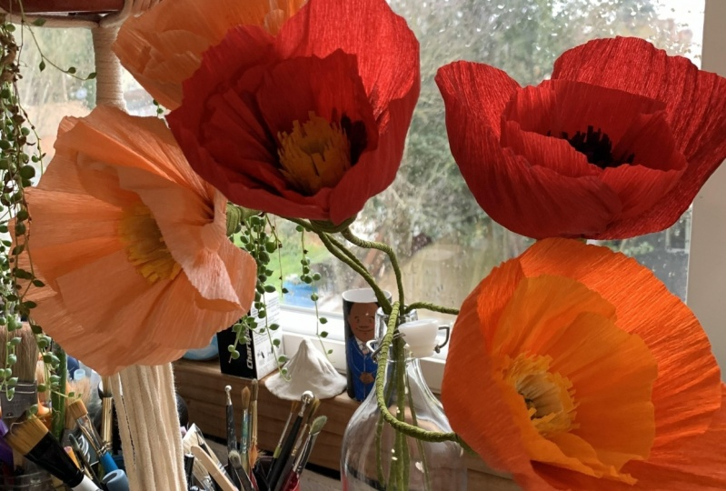 Poppies, Peony, Cherry Blossoms and Beyond!