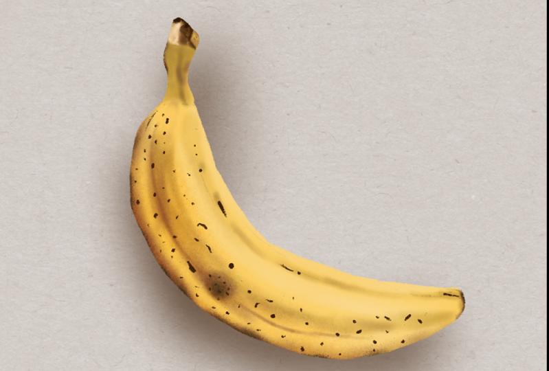 bun and banana