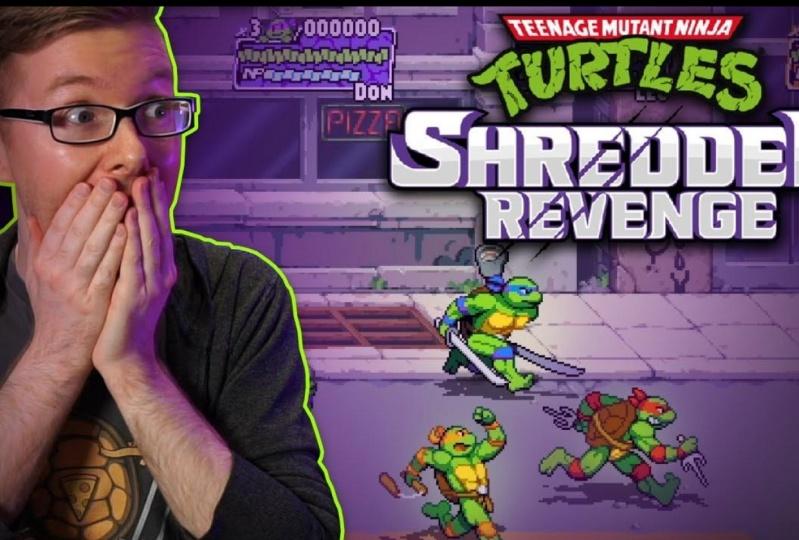 Teenage Mutant Ninja Turtles Shredder's Revenge | The Greatest Beat 'em Up of al