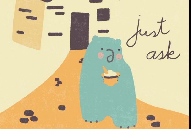 Goldilocks & the friendly baby bear