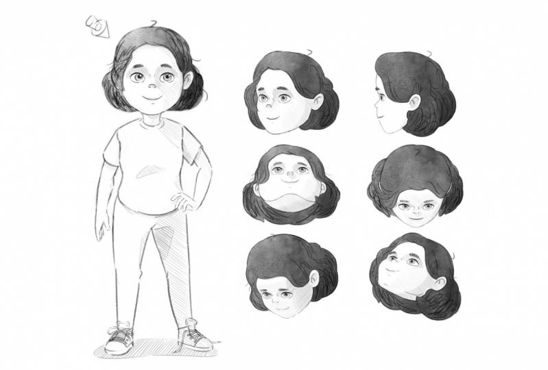 Drawing Head Angles (WIP)