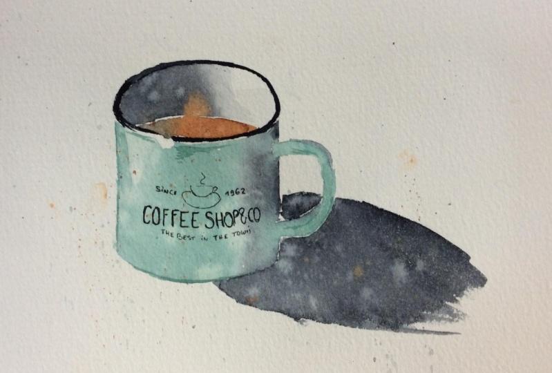 Coffee mug V2