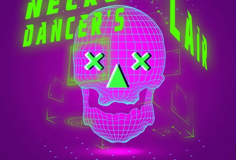 The Purple Skull (AKA the Necrodancer's Lair)