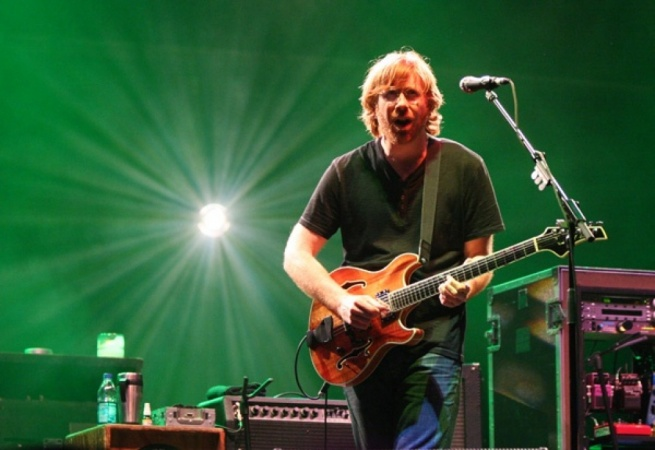 The Phish from Vermont