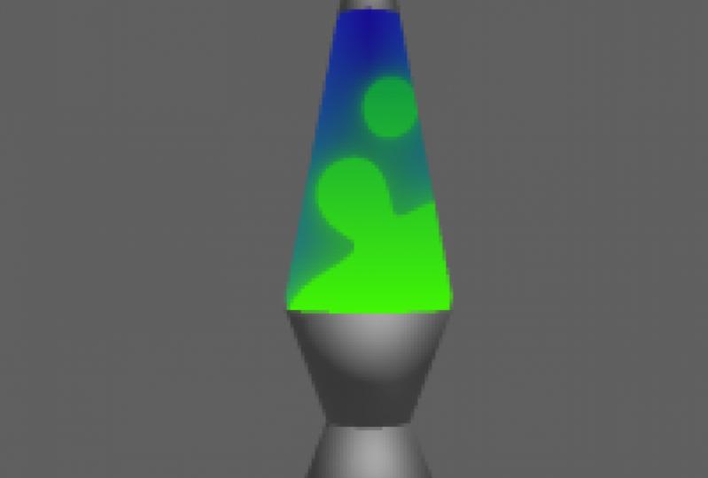 David's Lava Lamp