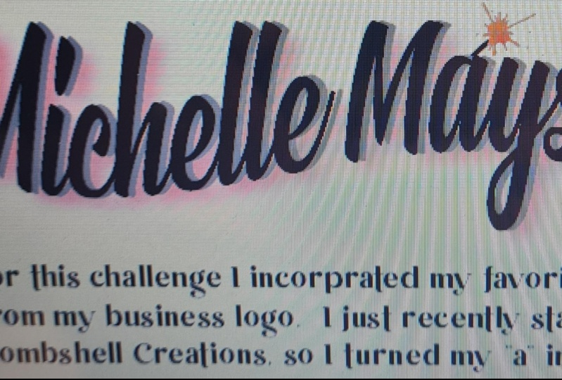 Michelle Class Challenge