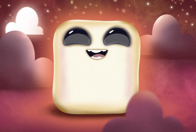 Cute little Marshmallow