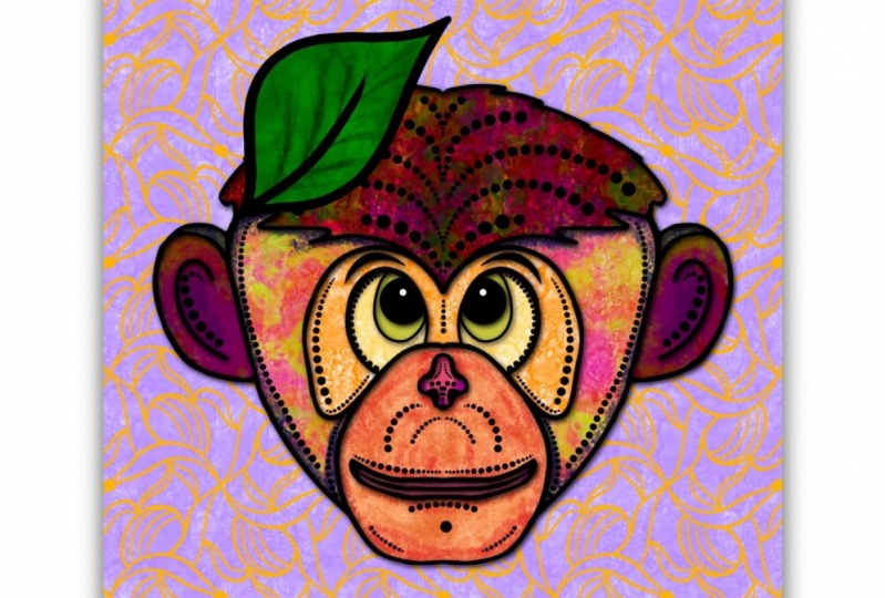 Quirky Monkey