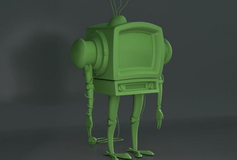 Robot_tv