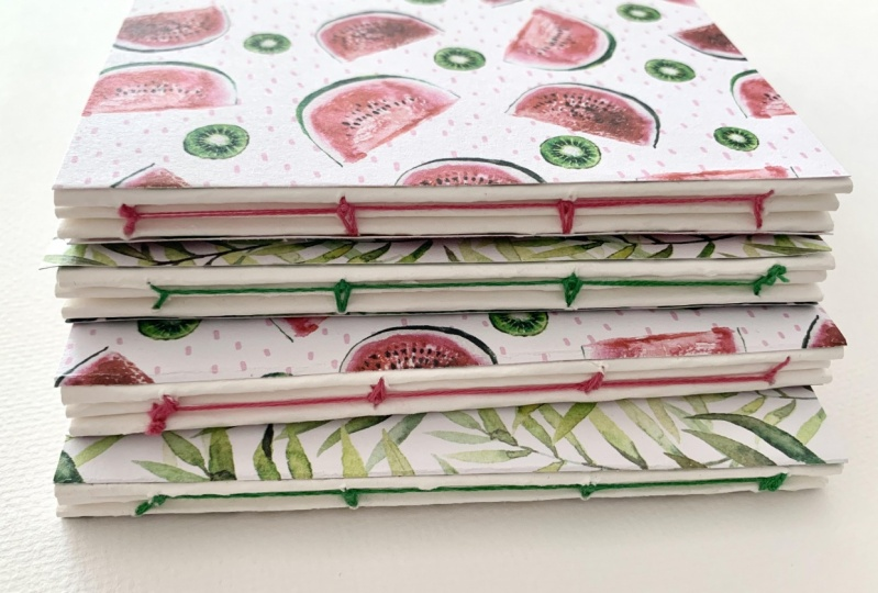 Watercolour journals