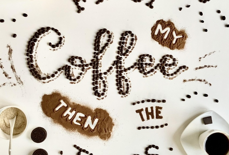 Coffee - first try :-)