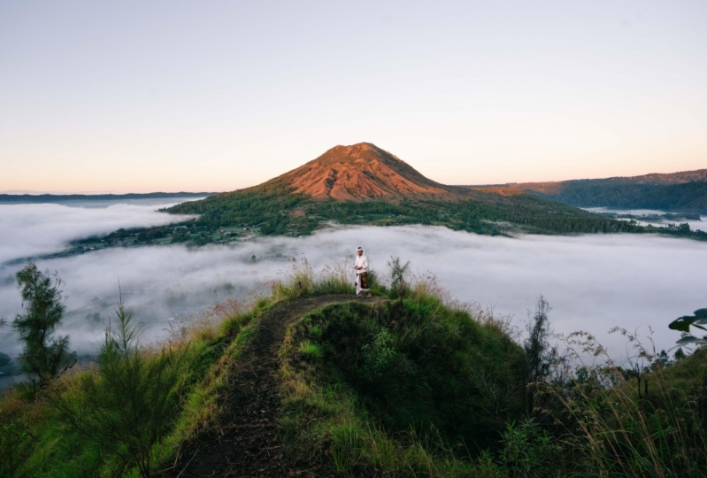 Landscape Photography for Earth Day in Bali