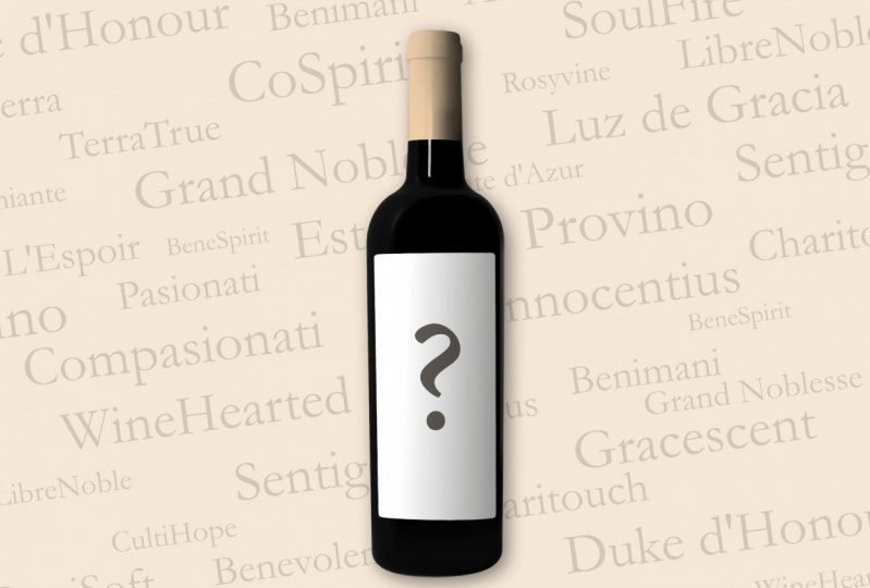 A new name for a charitable wine company
