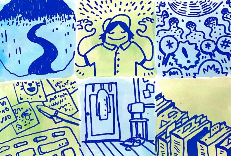 Ira's Creative Spaces