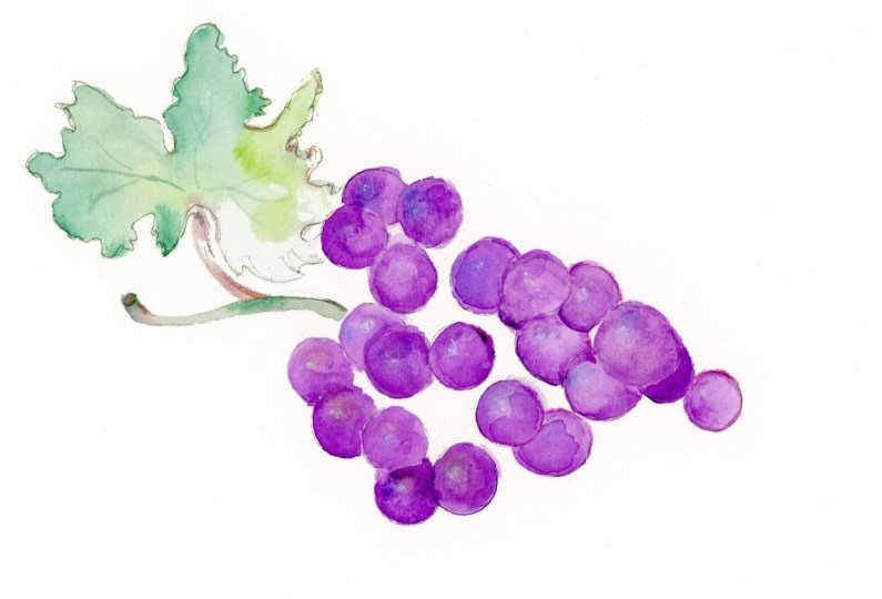 Grapes that Bloom