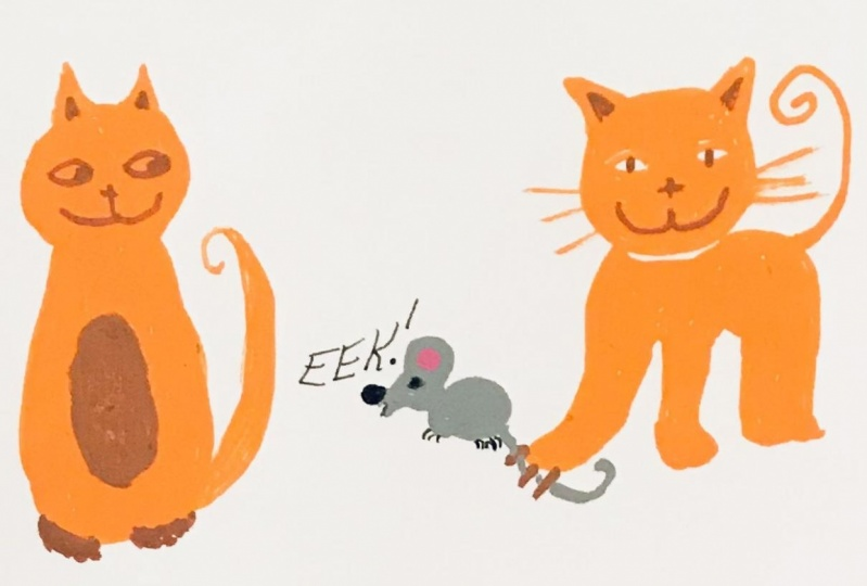 Cats and Mouse