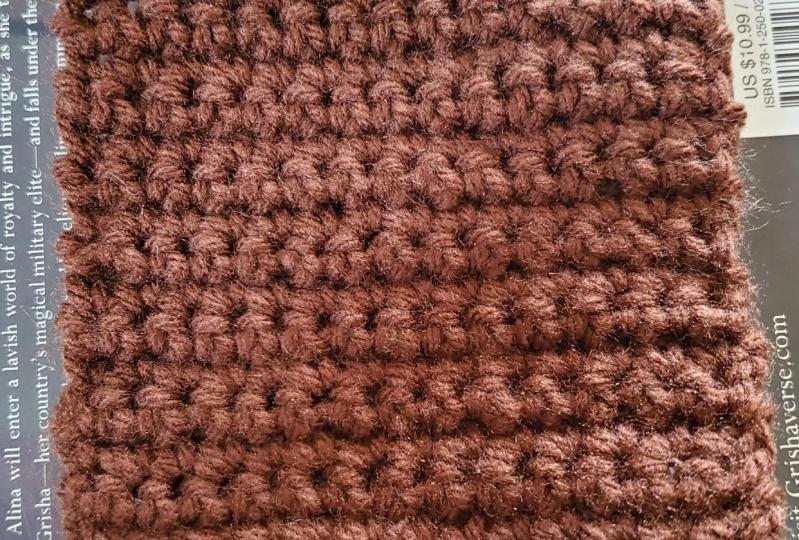Single Crochet