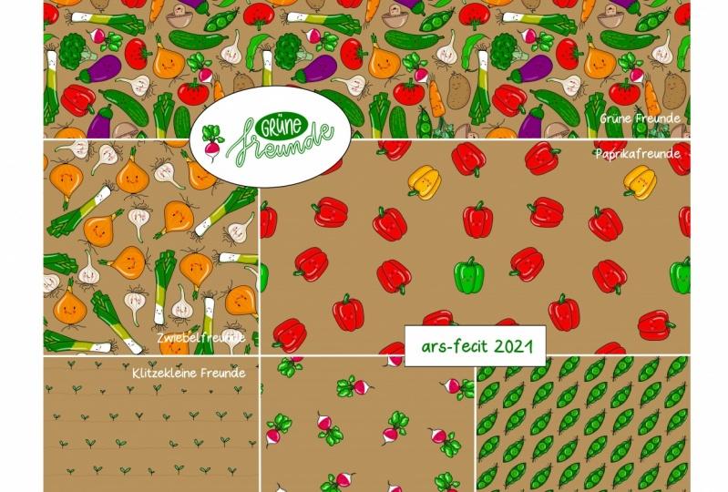 Veggie-Pattern
