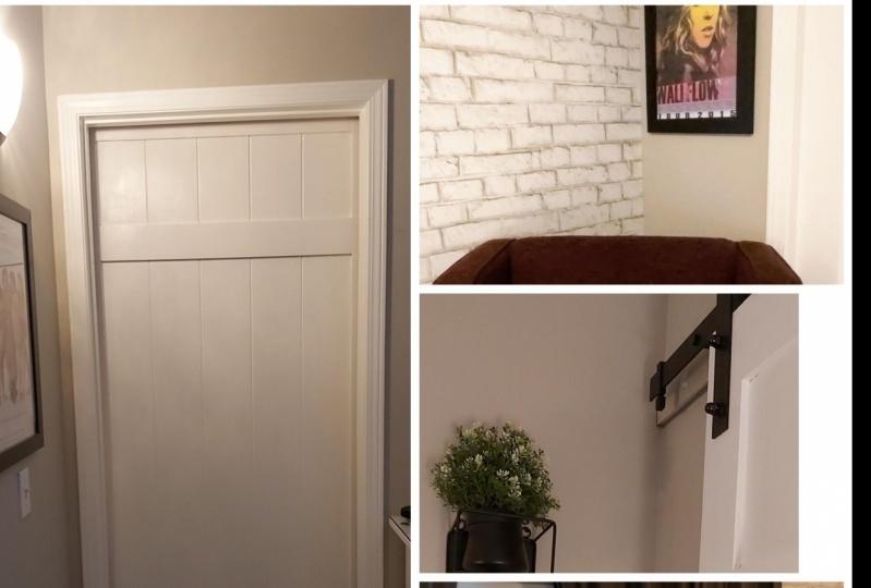 Bedroom redesign is here...VOILA