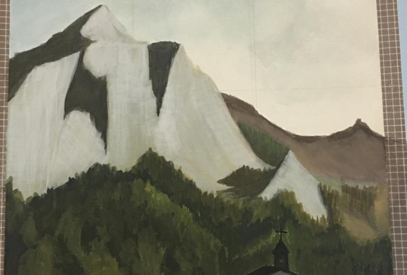 Mountains Study