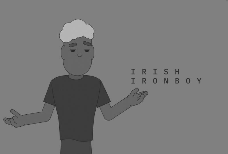 Irish IronBoy