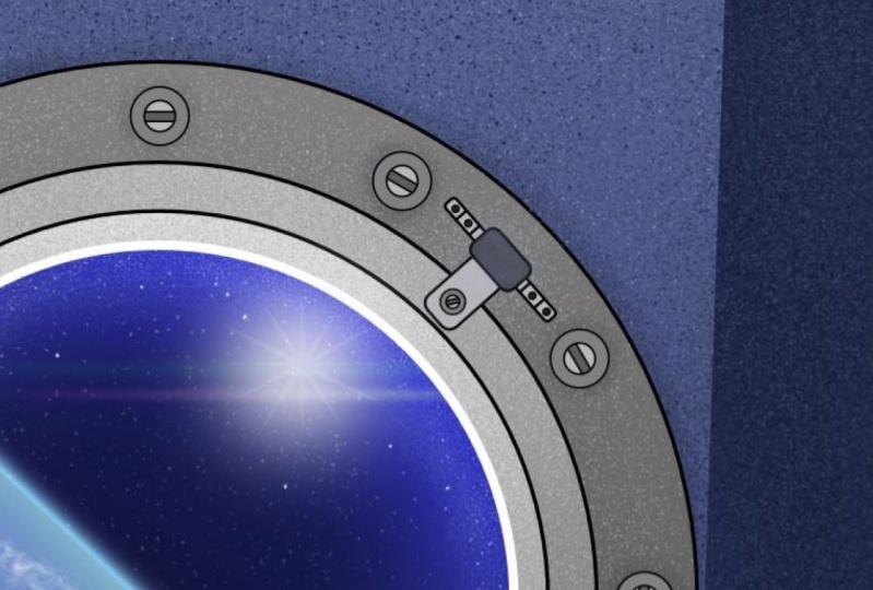 Spaceship porthole